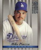 Mike Piazza LIMITED STOCK RARE DonRuss Studio LA Dodgers 8x10 Photo