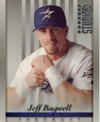 Jeff Bagwell LIMITED STOCK RARE DonRuss Studio Houston Astros 8x10 Photo