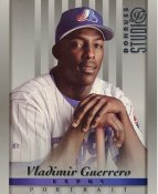 Vladimir Guerrero LIMITED STOCK RARE DonRuss Studio Montreal Expos 8X10 Photo