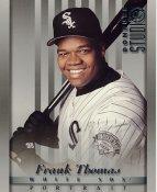 Frank Thomas LIMITED STOCK RARE DonRuss Studio Chicago White Sox 8x10 Photo