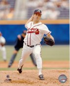 Greg Maddux Atlanta Braves SATIN 8X10 Photo