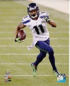 Percy Harvin Super Bowl 48 Seattle Seahawks SATIN 8X10 Photo