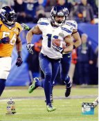 Percy Harvin Super Bowl 48 TD Seattle Seahawks SATIN 8X10 Photo