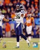Richard Sherman Super Bowl 48 Seattle Seahawks SATIN 8X10 Photo