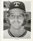 Roy Howell Team Issue Photo Texas Rangers 8x10 Photo
