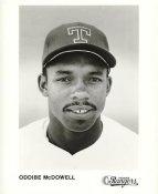 Oddibe McDowell Team Issue Photo Texas Rangers 8x10 Photo