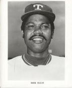 Dock Ellis Team Issue Photo Texas Rangers 8x10 Photo