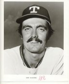 Bert Blyleven Team Issue Photo Texas Rangers 8x10 Photo