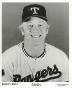 Buddy Bell Team Issue Photo Texas Rangers 8x10 Photo