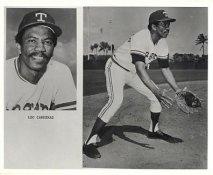 Leo Cardenas Team Issue Photo Texas Rangers 8x10 Photo