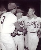 Sandy Koufax LIMITED STOCK Los Angeles Dodgers 8X10 Photo