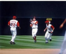David Eckstein LIMITED STOCK Angels 8X10 Photo