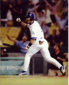 Nomar Garciaparra LIMITED STOCK LA Dodgers 8x10 Photo