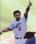 Nomar Garciaparra LIMITED STOCK LA Dodgers 8x10 Photo