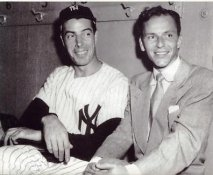 Frank Sinatra & Joe Dimaggio LIMITED STOCK NY Yankees 8X10 Photo