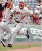 Orlando Cabrera LIMITED STOCK Anaheim Angels 8X10 Photo