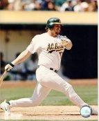 Jeremy Giambi LIMITED STOCK Oakland Athletics 8x10 Photo