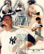 Mickey Mantle LEGENDS New York Yankees NO HOLOGRAM 8x10 Photo LIMITED STOCK