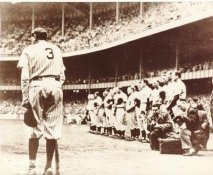 Babe Ruth New York Yankees Farewell Speech LIMITED STOCK 8X10 Photo
