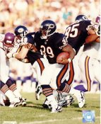 Curtis Ennis LIMITED STOCK Chicago Bears 8X10 Photo