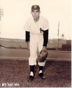 Tex Clevenger LIMITED STOCK New York Yankees 8X10 Photo