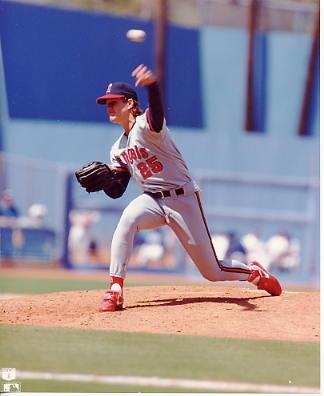 Jim Abbott LIMITED STOCK Anaheim Angels 8X10 Photo