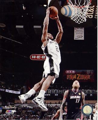 Kawhi Leonard 2014 Finals Game 5 San Antonio Spurs SATIN 8X10 Photo LIMITED STOCK