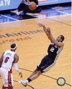 Kawhi Leonard 2014 Finals Game 3 San Antonio Spurs SATIN 8X10 Photo LIMITED STOCK