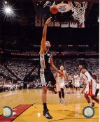 Tim Duncan 2014 NBA Finals Game 3 San Antonio Spurs SATIN 8X10 Photo LIMITED STOCK