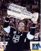 Anze Kopitar w/ Stanley Cup 2014 Game 5 Los Angeles Kings SATIN 8x10 Photo