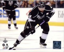 Justin Williams Stanley Cup Finals 2014 Game 5 Los Angeles Kings SATIN 8x10 Photo