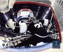 Jonathan Quick Stanley Cup Finals 2014 Game 5 Los Angeles Kings SATIN 8x10 Photo