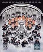 Kings 2014 Stanley Cup Champions Composite Los Angeles Kings SATIN 8x10 Photo