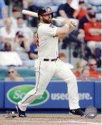 Evan Gattis Atlanta Braves SATIN 8X10 Photo