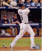Will Myers Tampa Bay Devil Rays SATIN 8X10 Photo