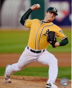 Sonny Gray Oakland Athletics SATIN 8X10 Photo