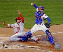 Travis d'Arnaud New York Mets SATIN 8X10 Photo