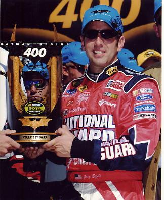 Greg Biffle 2005 Racing LIMITED STOCK 8x10 Photo