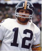 Terry Bradshaw LIMITED STOCK Pittsburgh Steelers 8x10 Photo