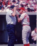Sparky Anderson LIMITED STOCK Cincinnati Reds 8X10 Photo