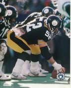 Mike Webster LIMITED STOCK Pittsburgh Steelers 8x10 Photo
