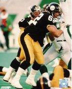 Tunch Ilkin LIMITED STOCK Pittsburgh Steelers 8x10 Photo