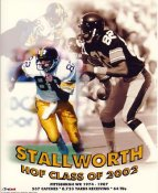 John Stallworth LIMITED STOCK Pittsburgh Steelers 8x10 Photo