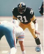 Mike Logan LIMITED STOCK Pittsburgh Steelers 8x10 Photo