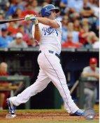 Mike Moustakas Kansas City Royals SATIN 8X10 Photo