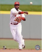 Brandon Phillips Cincinnati Reds SATIN 8x10 Photo