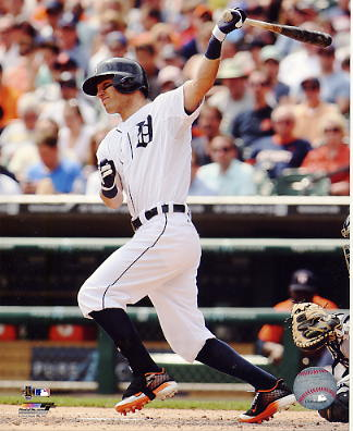 Ian Kinsler Detroit Tigers SATIN 8X10 Photo