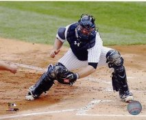 Brian McCann New York Yankees SATIN 8X10 Photo