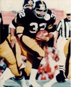 Franco Harris SUPER SALE Darker Exposure Pittsburgh Steelers 8x10 Photo