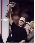 Bill Cowher LIMITED STOCK Pittsburgh Steelers 8x10 Photo